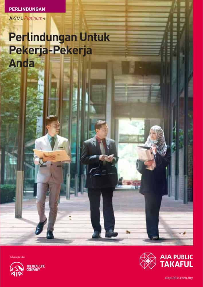 A-SME Platinum-i   Pelan Takaful Pekerja
